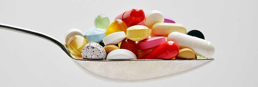Régime ou médicaments